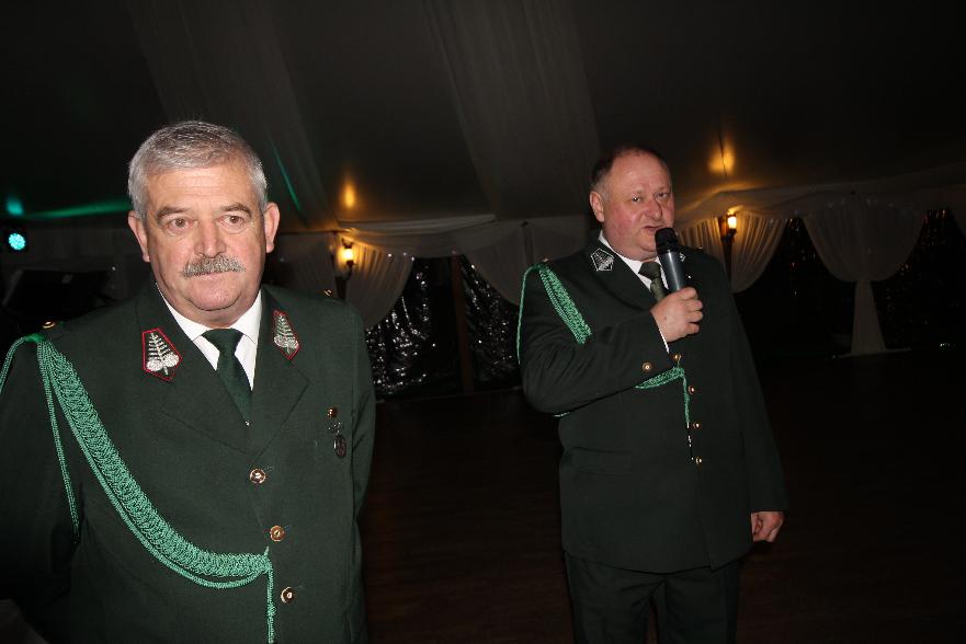 KL Daniel w Lesnie - Bal Myśliwski 5-11-2011 05