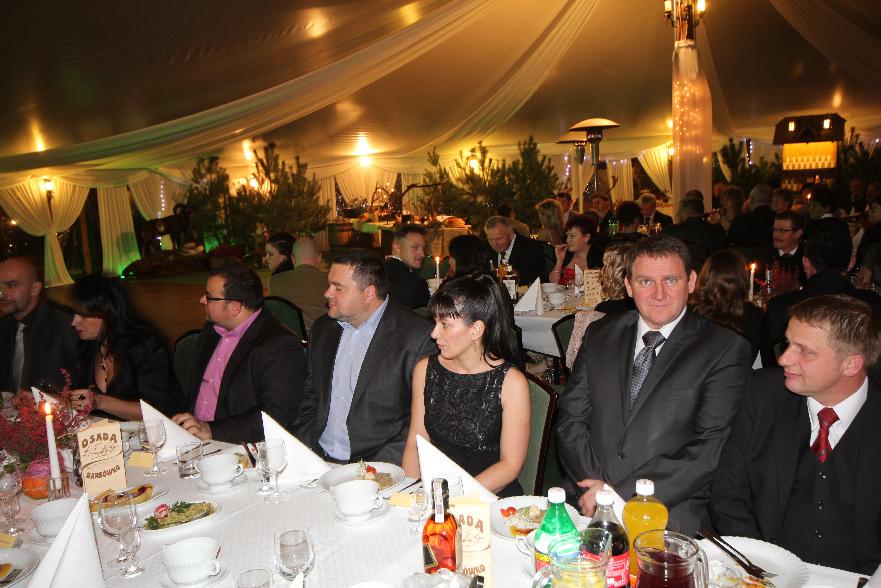 KL Daniel w Lesnie - Bal Myśliwski 5-11-2011 07