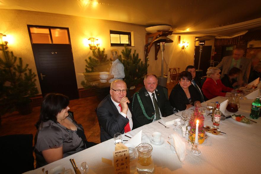KL Daniel w Lesnie - Bal Myśliwski 5-11-2011 10