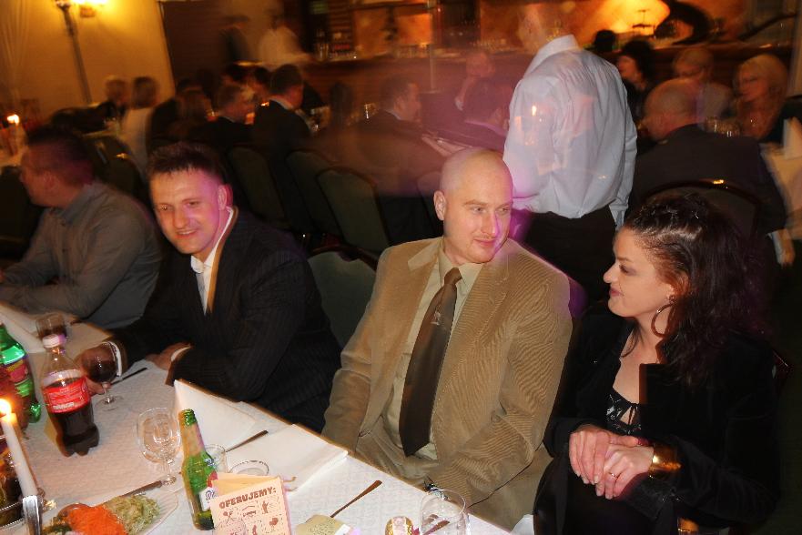 KL Daniel w Lesnie - Bal Myśliwski 5-11-2011 12