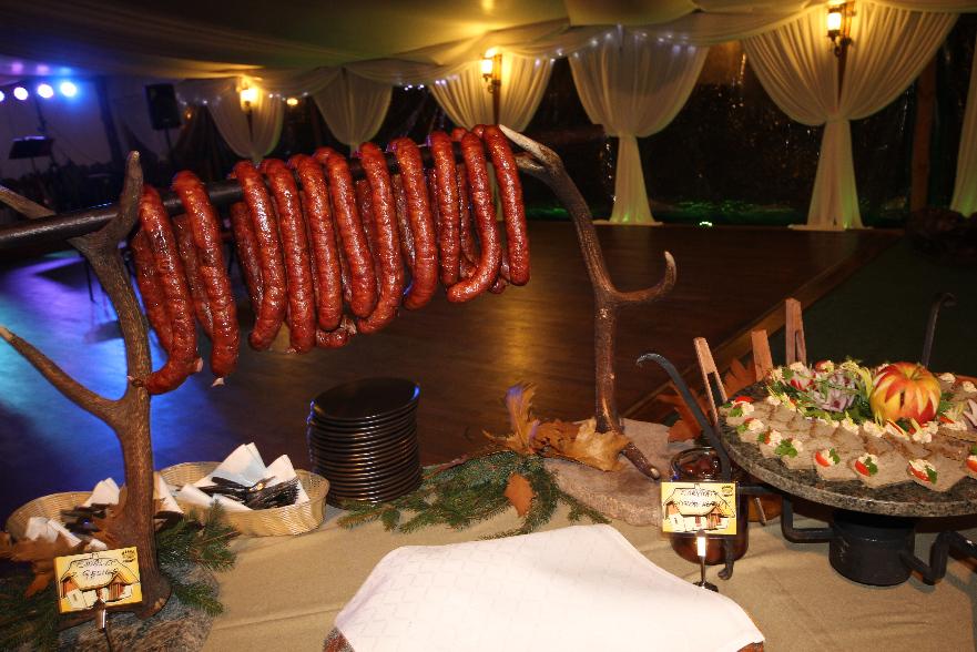 KL Daniel w Lesnie - Bal Myśliwski 5-11-2011 13
