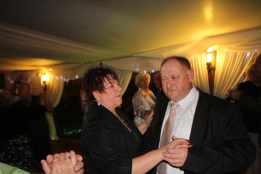 KL Daniel w Lesnie - Bal Myśliwski 5-11-2011 18