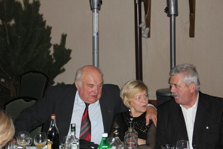 KL Daniel w Lesnie - Bal Myśliwski 5-11-2011 36