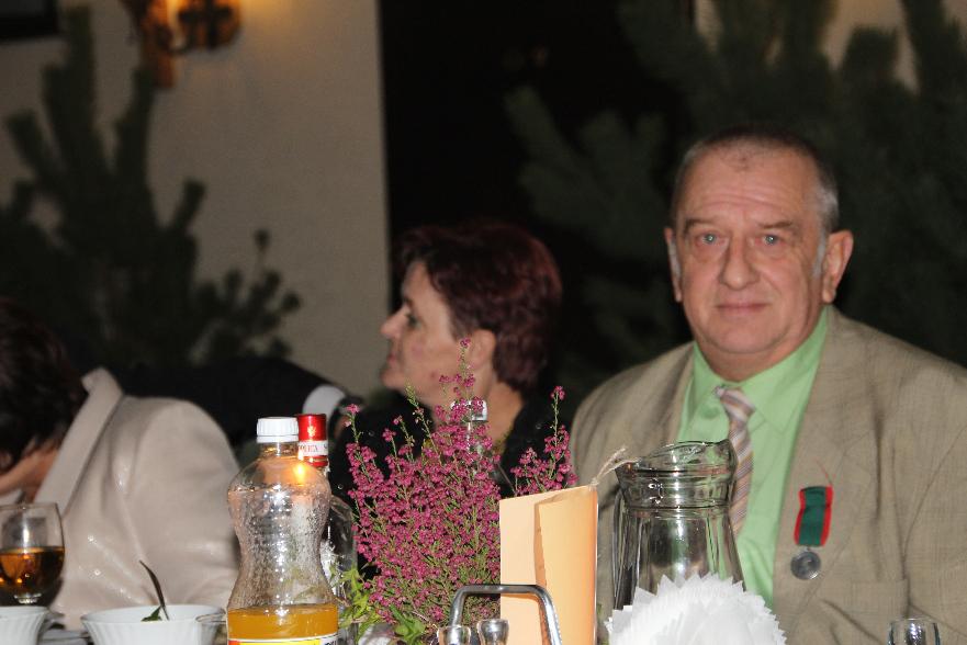 KL Daniel w Lesnie - Bal Myśliwski 5-11-2011 37