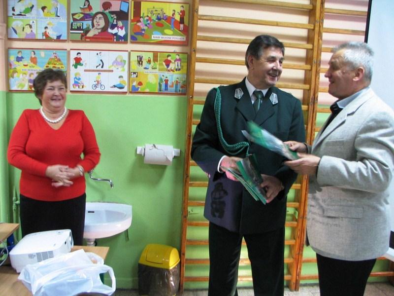 KL Daniel w Lesnie - Dzieci zwierzynie 2012-10 15