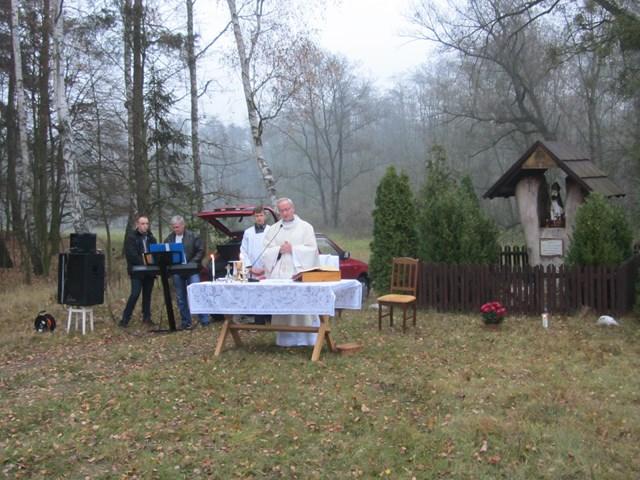 KL Daniel w Lesnie - Hubertus 2015 15