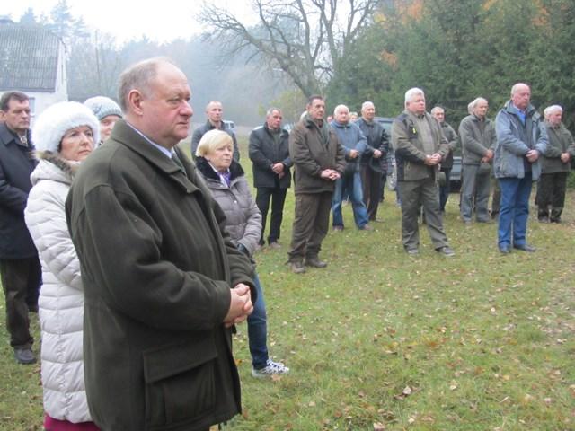 KL Daniel w Lesnie - Hubertus 2015 16