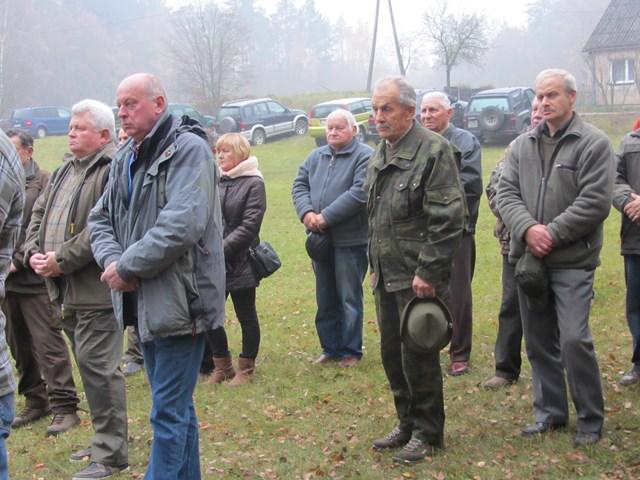 KL Daniel w Lesnie - Hubertus 2015 18