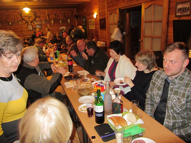 KL Daniel w Lesnie - Hubertus 2015 22