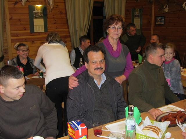 KL Daniel w Lesnie - Hubertus 2015 23
