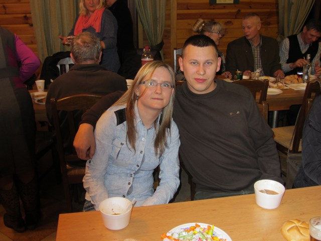 KL Daniel w Lesnie - Hubertus 2015 24