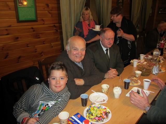 KL Daniel w Lesnie - Hubertus 2015 25