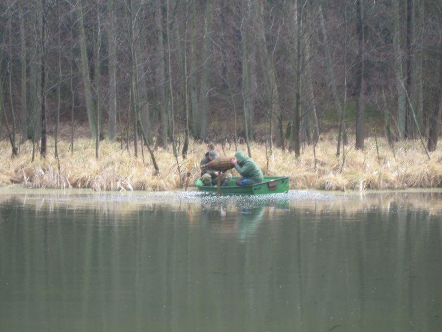 KL Daniel w Lesnie - Kaczki 2012 01