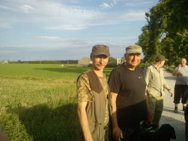KL Daniel w Lesnie - Lisciarka 2015-06 07
