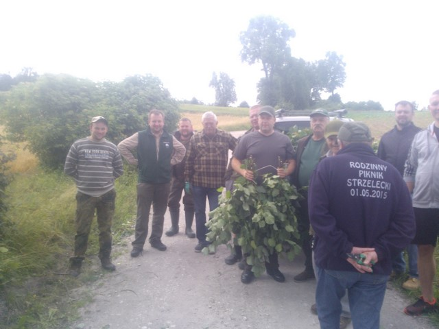KL Daniel w Lesnie - Lisciarka 2017-07 02