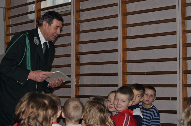 KL Daniel w Lesnie - Mysliwi dzieciom- Dobrzejewice 2012 07