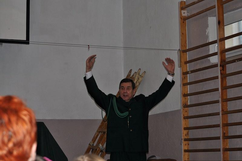 KL Daniel w Lesnie - Mysliwi dzieciom- Dobrzejewice 2012 09