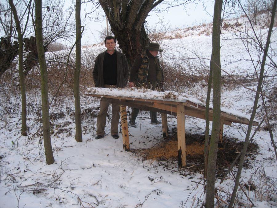 KL Daniel w Lesnie - Polowania 16