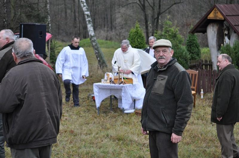 KL Daniel w Lesnie - Polowanie Hubertowskie 2013 35