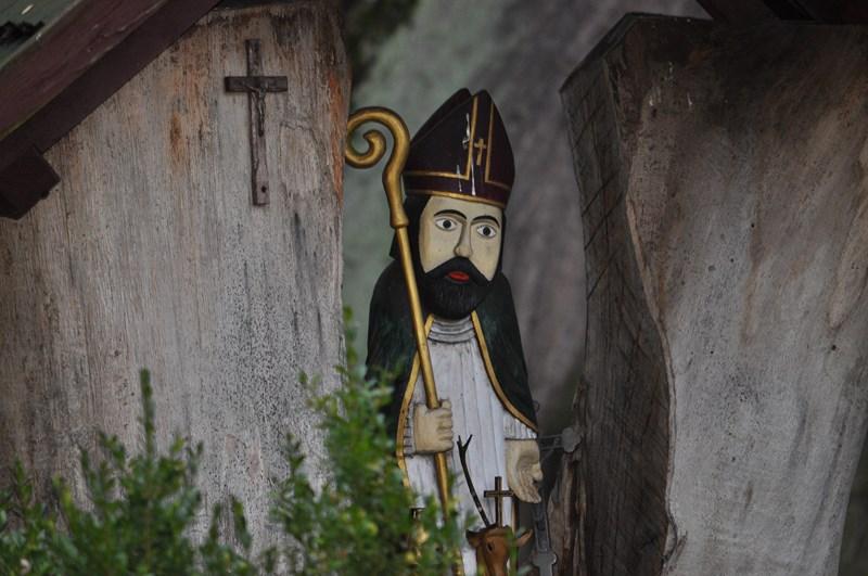 KL Daniel w Lesnie - Polowanie Hubertowskie 2013 40
