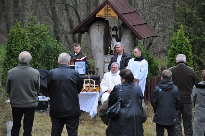 KL Daniel w Lesnie - Polowanie Hubertowskie 2013 44