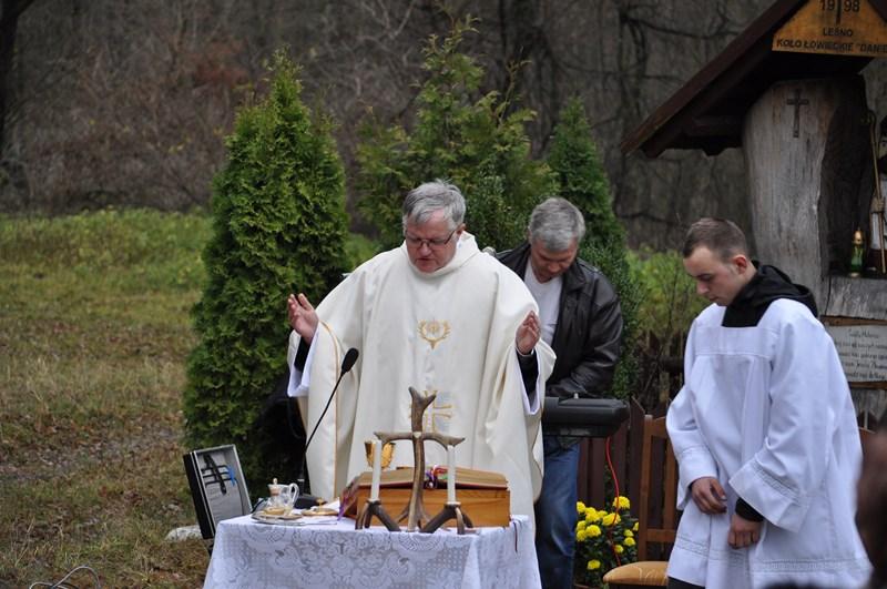 KL Daniel w Lesnie - Polowanie Hubertowskie 2013 45