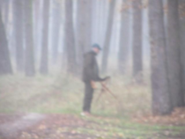 KL Daniel w Lesnie - Polowanie Hubertowskie 2014 11