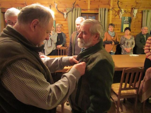 KL Daniel w Lesnie - Polowanie Hubertowskie 2014 33