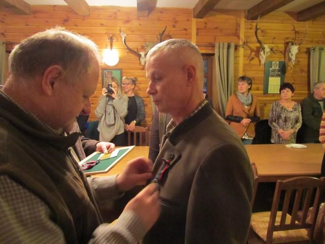 KL Daniel w Lesnie - Polowanie Hubertowskie 2014 35