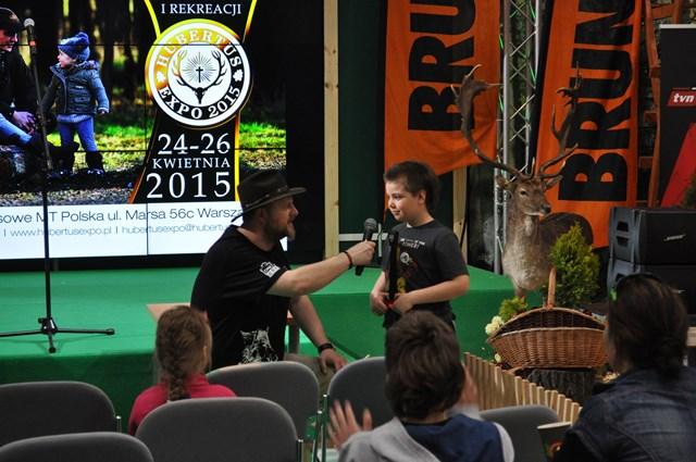 KL Daniel w Lesnie - Targi 2015 02