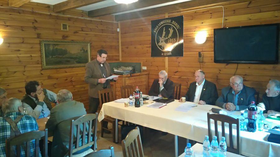 KL Daniel w Lesnie - Walne 2014 02
