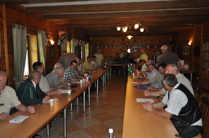 KL Daniel w Lesnie - Walne 2014 07