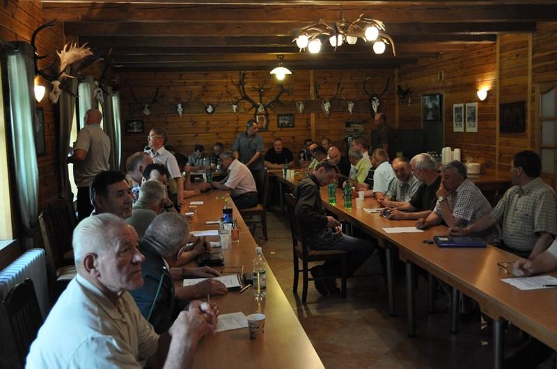 KL Daniel w Lesnie - Walne 2014 09