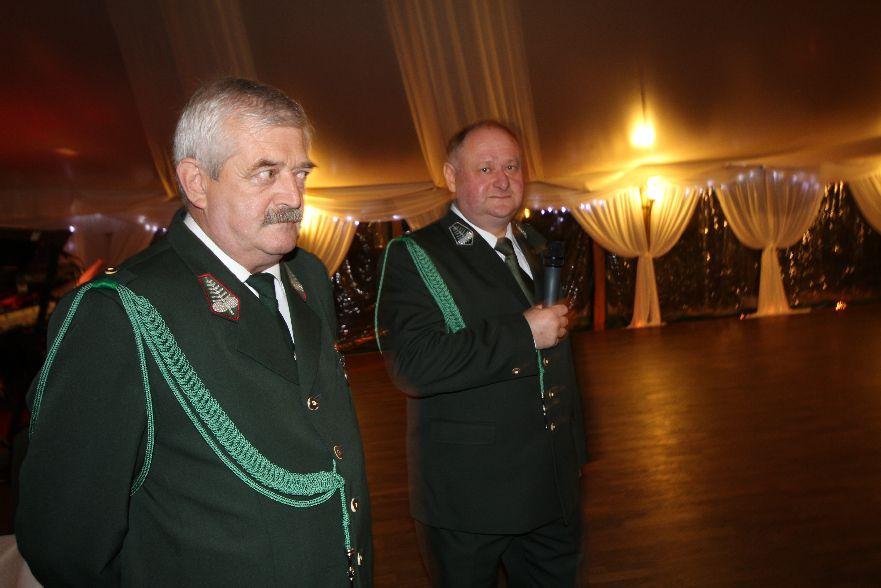 KL Daniel w Lesnie - Bal Myśliwski 5-11-2011 06