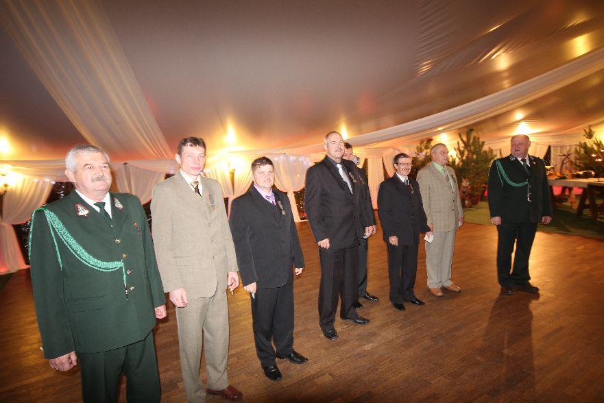 KL Daniel w Lesnie - Bal Myśliwski 5-11-2011 09