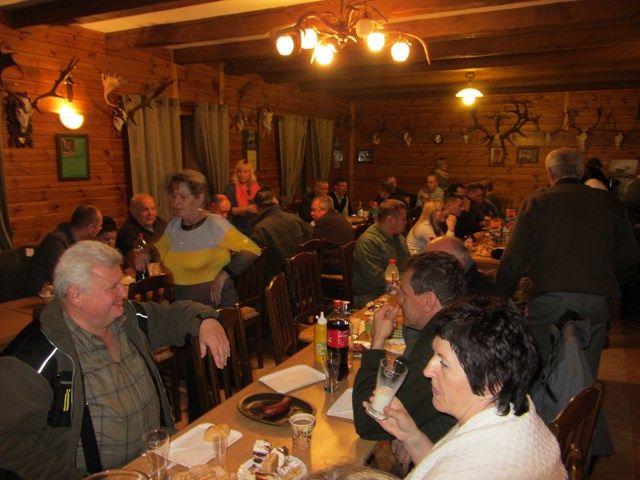 KL Daniel w Lesnie - Hubertus 2015 21