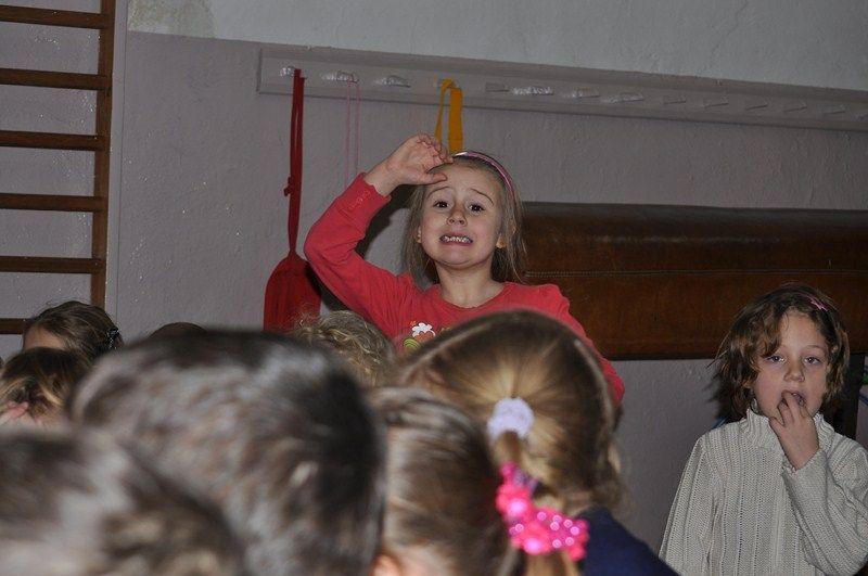 KL Daniel w Lesnie - Mysliwi dzieciom- Dobrzejewice 2012 05