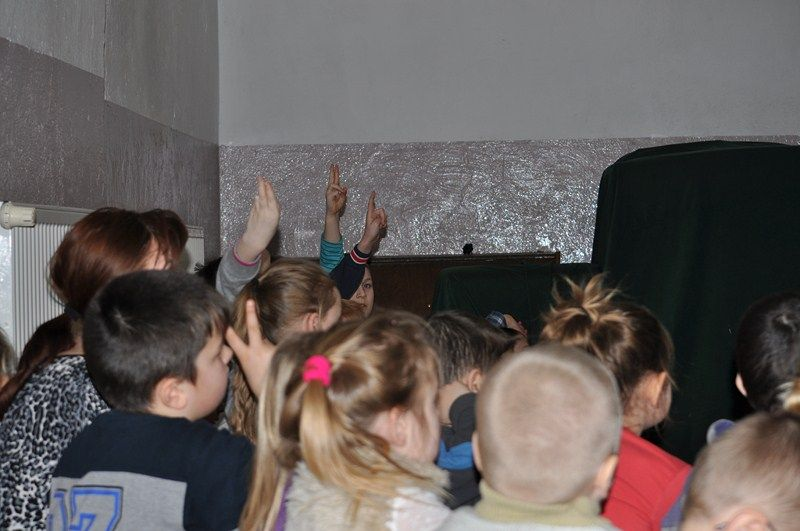 KL Daniel w Lesnie - Mysliwi dzieciom- Dobrzejewice 2012 10