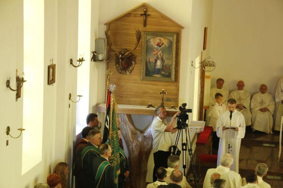KL Daniel w Lesnie - Oltarz 2012 04