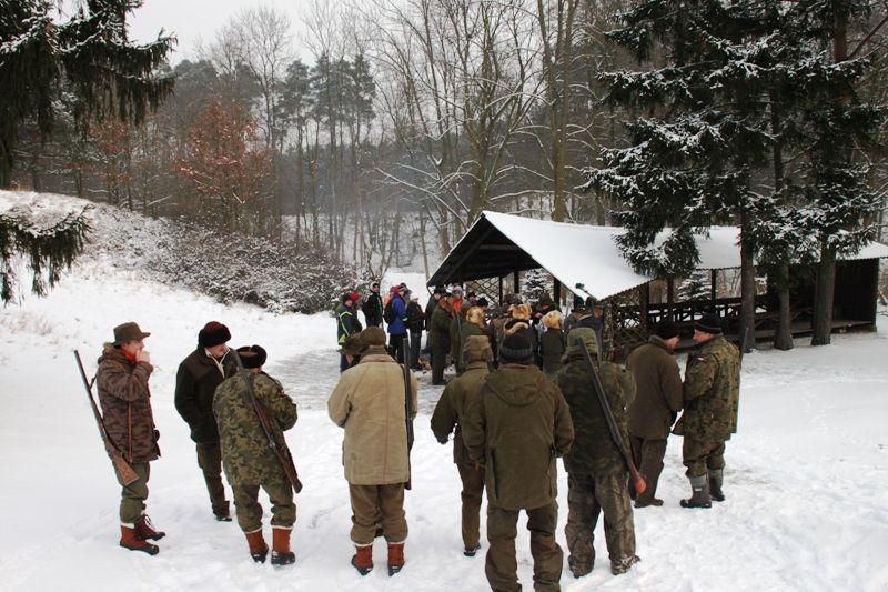 KL Daniel w Lesnie - Polowania 08