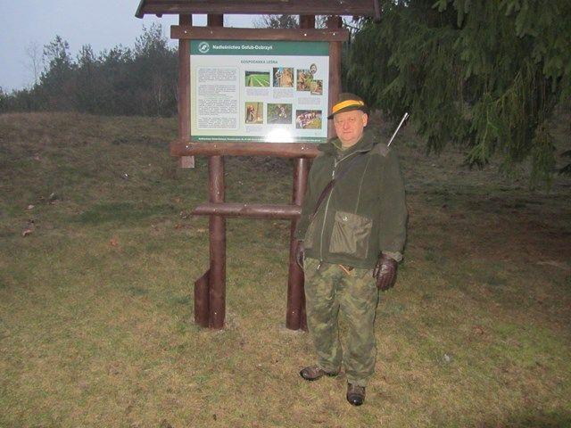 KL Daniel w Lesnie - Polowania zbiorowe 2014 18