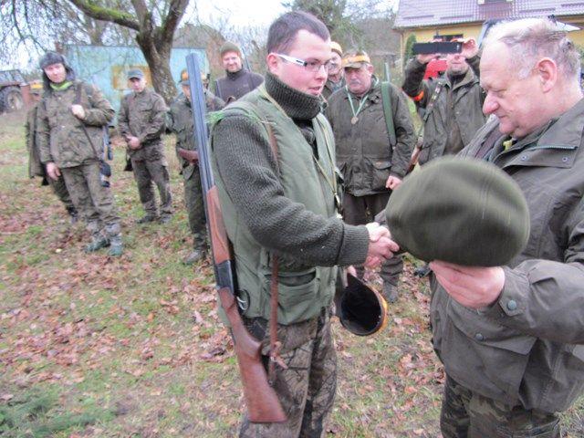 KL Daniel w Lesnie - Polowanie na Keoie 2015 15