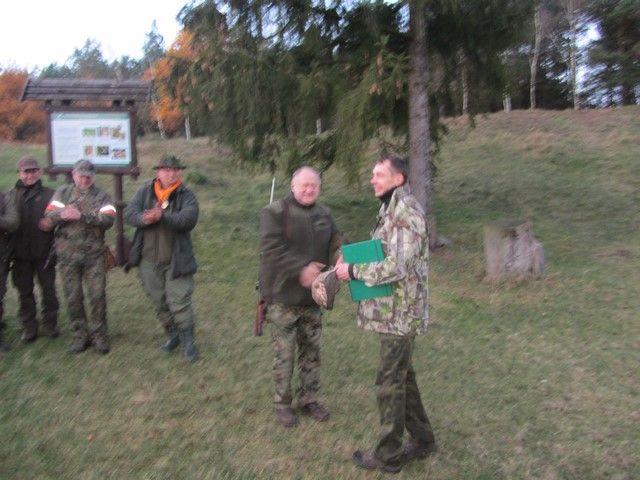 KL Daniel w Lesnie - Polowanie zbiorowe 2017-11 15