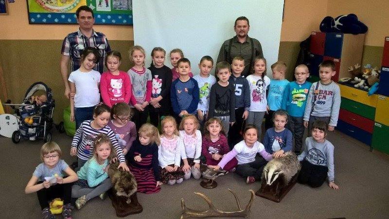 KL Daniel w Lesnie - Przedszkole 2017 11