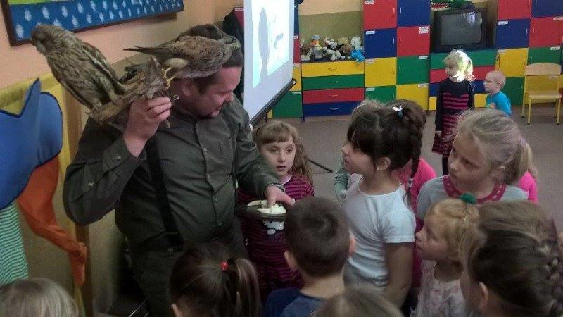 KL Daniel w Lesnie - Przedszkole 2017 13