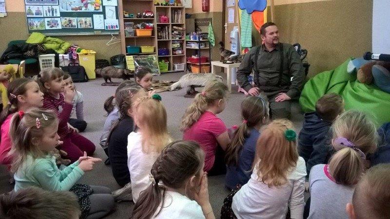 KL Daniel w Lesnie - Przedszkole 2017 19